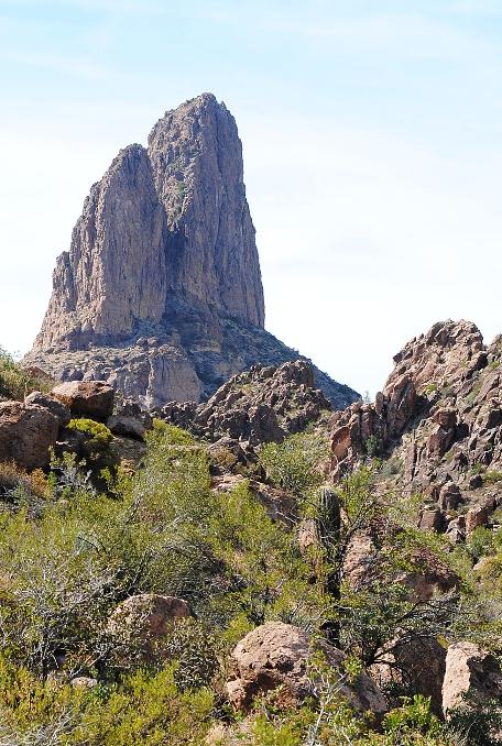 Explorer Blog - Mountain Climb